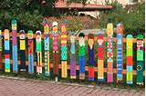 Great DIY Ideas – Fence Murals | Interior Design Files
