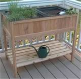 prairie leisure design 55 014 raised herb garden