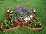 raised beds into your herb garden design herb garden design