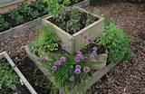 stacked herb garden is great solution for small spaces savor the