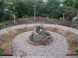 build an herb spiral give your garden ancient flare gardens com