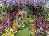 Cottage Garden Design Small Cottage Gardens – Home Design Ideas