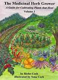 The Medicinal Herb Grower vol 1 - All Rare Herbs