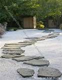 zen garden path ideas
