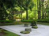 pic japanese zen garden design JAPANESE GARDEN DESIGN PRINCIPLES ...