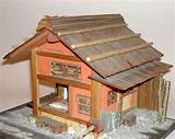 MINIATURE Japanese ZEN TEA HOUSE AND GARDEN (item #195231, detailed ...