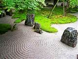 Zen garden. From inspirehomemagazine.com
