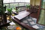 tropical zen terrace design and decoration in 3 different styles the