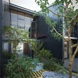 ... Japanese Home Modern architecture zen garden – Interior Design Ideas