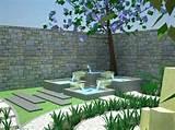 Modern Zen Garden Concept