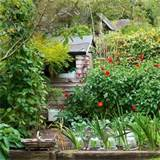 shed country cottage garden tour garden tour garden design ideas