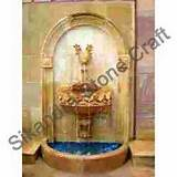 - Outdoor Wall Hanging Fountain, Garden Wall Hanging Fountain, Wall ...