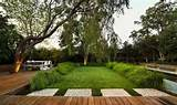 Outdoor Garden Décor in Simple Landscape Style
