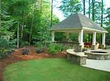 Outdoor Landscaping Patio Garden Decorating Ideas - Patio Design Ideas
