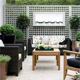 Outdoor-Wall-Decorating-Ideas | Home Garden Ideas