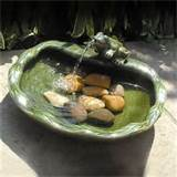 home outdoor garden decor outdoor fountains smart