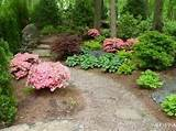 winsome green asian inspire garden with beautiful landscape ideas