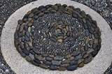Stone Decoration In Garden Royalty Free Stock Photo, Pictures, Images ...