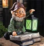 unique snow white drawf gnome yard garden decor new