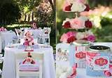 Garden Tea Party Decorations | Happy Party Idea