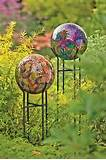 buy the 10 mosaic globe on http www gardeners com