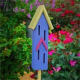 handcrafted butterfly house garden decor by beegracious on etsy