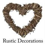 wholesale wedding supplies rustic decorations