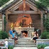 Rustic Outdoor Spaces | Rustic Crafts & Chic Decor