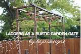 make.it: rustic garden gate | kojodesigns