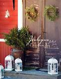 Outdoor Christmas Decorations rustic | DIY Small Garden Landscape ...