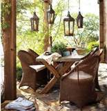 Old Rustic Wicker Outdoor Furniture Ideas: Old Rustic Wicker Outdoor ...