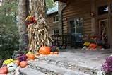 Rustic Outdoor Halloween Decorations | IdealHomeGarden.com