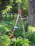 garden decorations plant stands garden trellises exterior wall