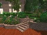 garden landscaping designs landscape ideas and pictures