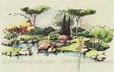 free landscaping ideas landscape rendering