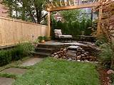 landscaping ideas pictures for small yards landscaping photos