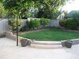 easy landscaping ideas for getting fresh lawn picture 07 easy