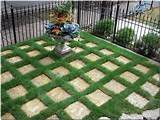 english grid garden landscape designs by tubloom
