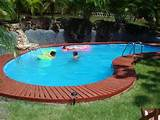 landscape design ideas for swimming pool a pool can be made exquisite
