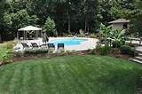 landscaping ideas inspiration backyard landscaping with pool ideas