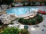 pool landscaping ideas for wonderful outdoor decorating azmyarch