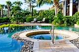 landscape design ideas with pond and swimming pool - Landscaping ...