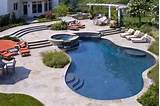 pool landscape ideas | landscape ideas and pictures