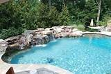 ... pools ponds water features Vistapro landscape design swimming pools