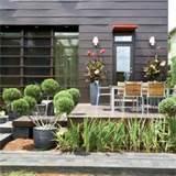 homemade grits modern garden design
