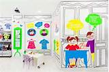 modern kids store design with colorful innovation happy for kids idea