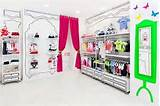 modern kids store design with colorful innovation interior modern kids