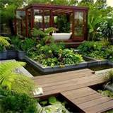 Contemporary Garden Design Ideas | Home Improvement - Home Decor