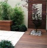 Modern Courtyard Garden Design Ideas e1335153250301 A kerttervezés ...