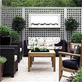 Modern garden screening design remodeling ideas / Pictures Photos and ...